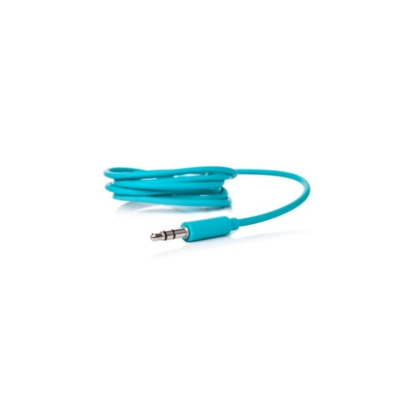 LAMAX Audio cable turquoise for Blaze B-1