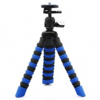Octopus Tripod Small Blue