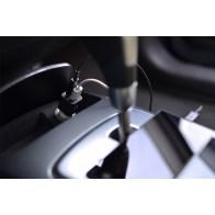 USB Car Charger 3.4A Black& White by LAMAX Tech