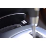 LAMAX USB Car Charger 3.4A Black& White (LMCARCHBW)