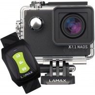 LAMAX X7.1 Naos + Stirnband und Schwimmer