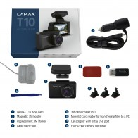 LAMAX T10 4K GPS (with speed camera alert)