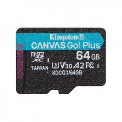 Kingston microSD U3 64GB Memory card
