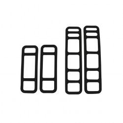 LAMAX S9 Dual Rubber Bands